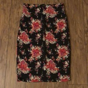 LuLaRoe Pencil Skirt